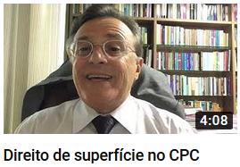 YouTube - Direito de Superfície no CPC - Canal Prof. Barros Consultoria & Advocacia